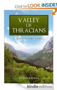 Free eBook Feature: Valley of Thracians by Ellis Shuman
