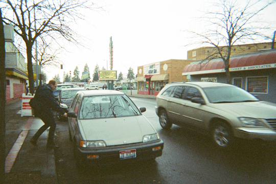 Spokane streets