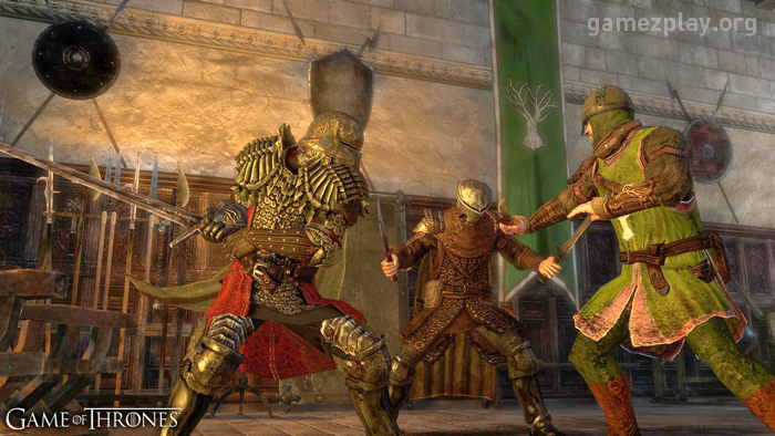 Game Of Thrones RPG: Discover Castlewood With New Images! - PC PS3