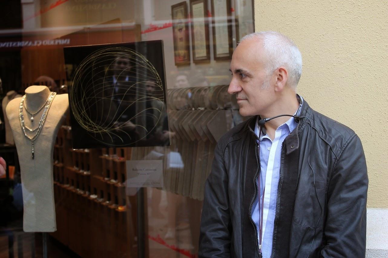 Roberto Coromina en las Rozas Villages