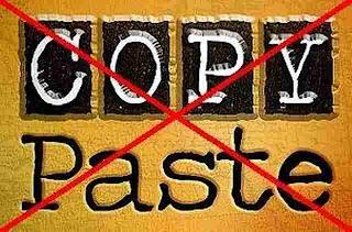 Anti Copy-Paste