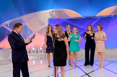 Silvio, Rachel, Karyn, Flor, Christina, Lucimara e Neila - Crédito Lourival RibeiroSBT