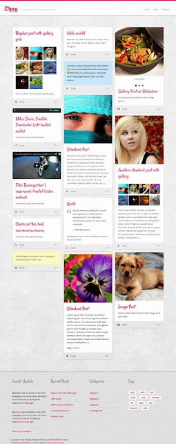 template wordpress terbaik gratis 2