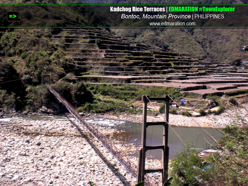 Tourist Spots and Attractions in Bontoc, Mt. Province