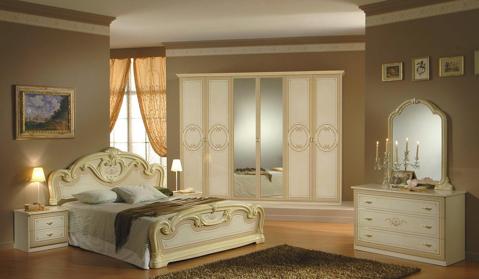 Binkelam ın Kardeşi Klasik Yatak Odası Takımları
