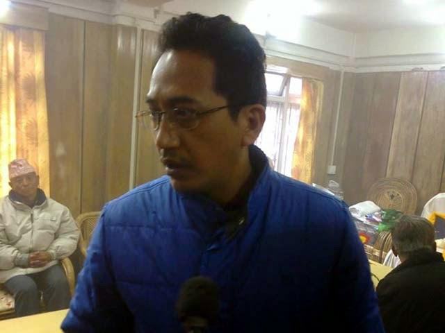 Mohan Ghisingh New GNLF president