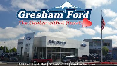 Gresham Ford 1999 East Powell Blvd Gresham OR 97080