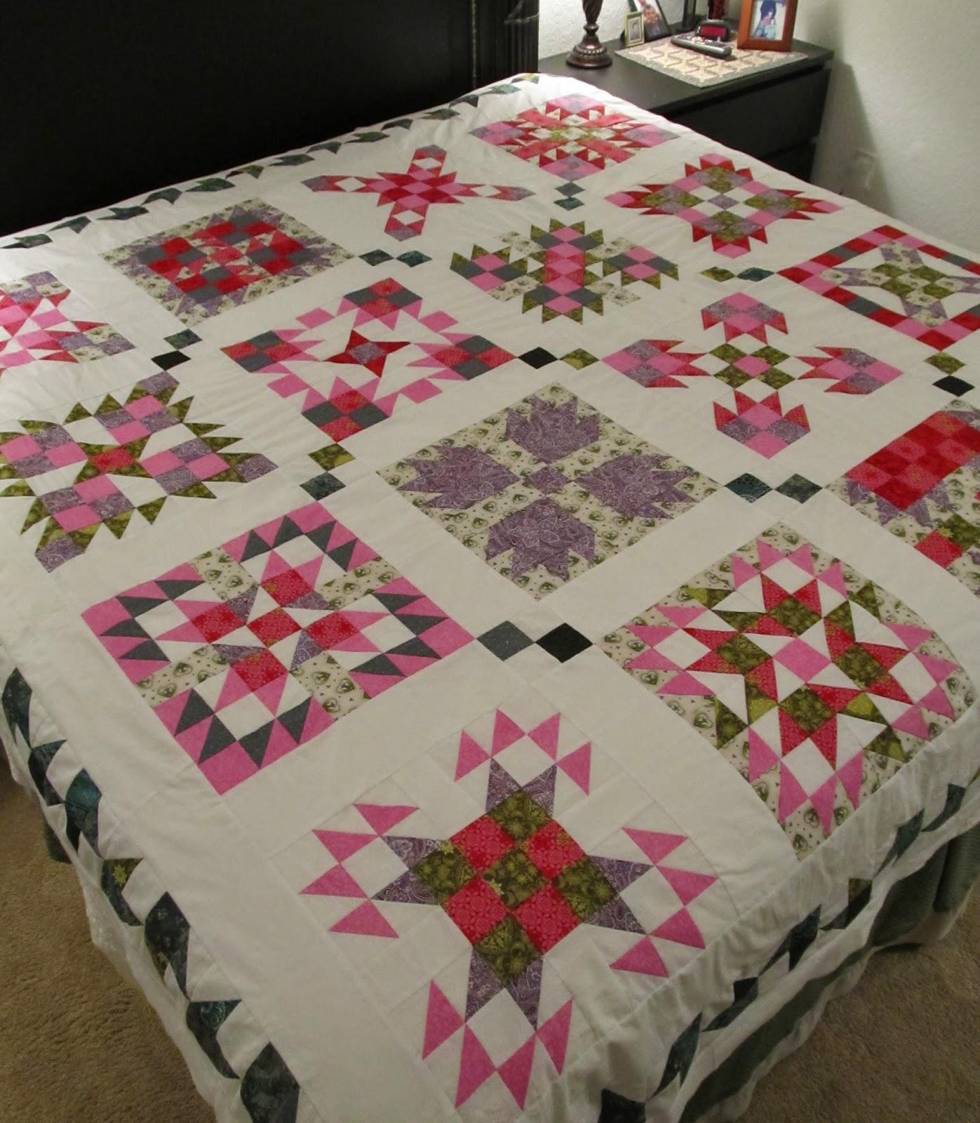 quilt pattern book from The Quilt Ladies - B. Annie Quilt