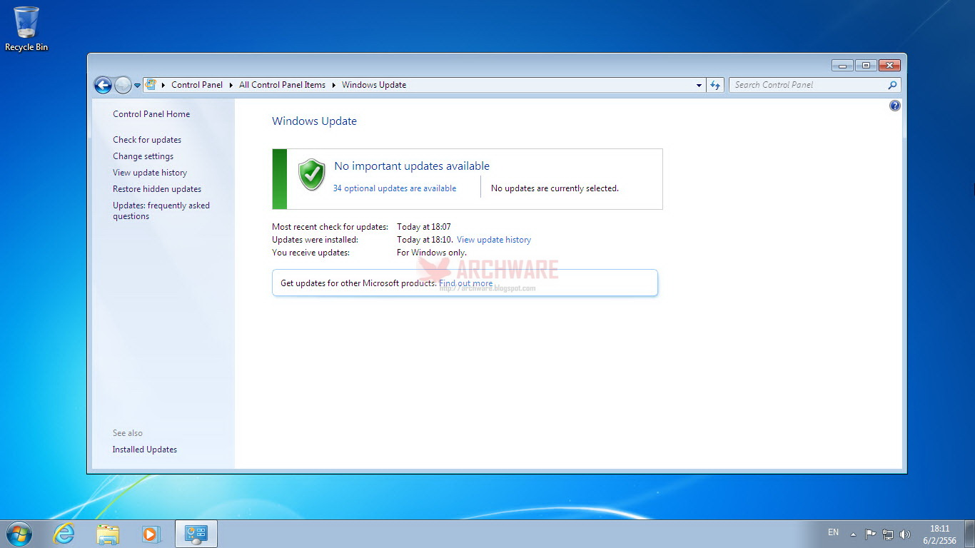 Windows 7 ultimate patch file download
