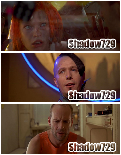 The Fifth Element | El Quinto Elemento (1997) 720p Dual