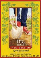 New Belgium Dig Pale Ale