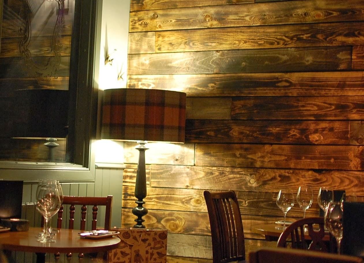 Monteiths Restaurant, Edinburgh
