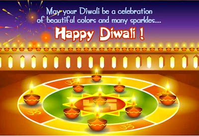 Beautiful Diwali Cards And Greetings !