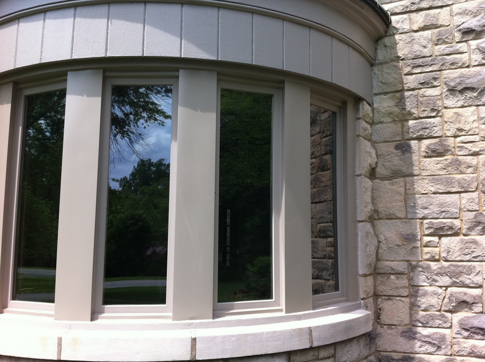 Replacement windows owens corning fiberglass replacement for Fiberglass replacement windows