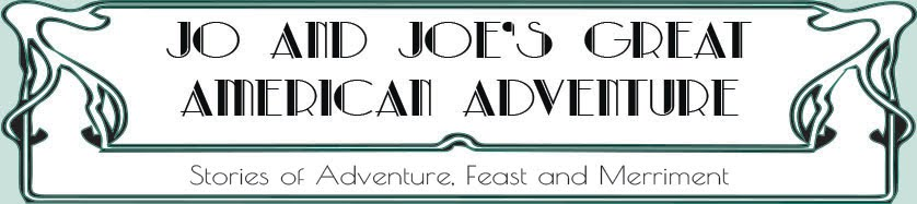 Jo and Joe&#39;s Great American Adventure