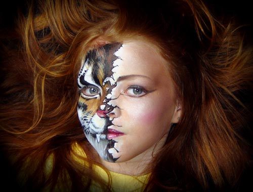 Bodies paint face body painting ideas for different for Different painting designs