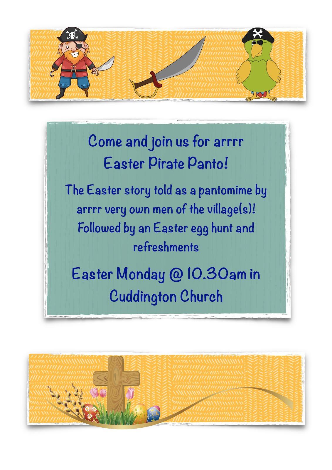 Easter Panto