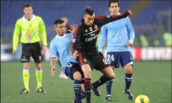 Prediksi Skor Pertandingan Lazio vs AC Milan, 21 Oktober 2012
