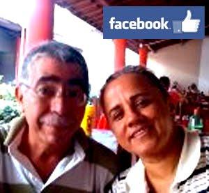 Alvinho e Claudia!