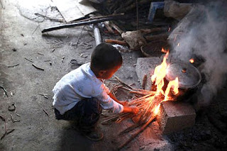 6-Year-Old HIV-Positive Boy Forced to Live Alone in Rural SouthWest, CHINA.
