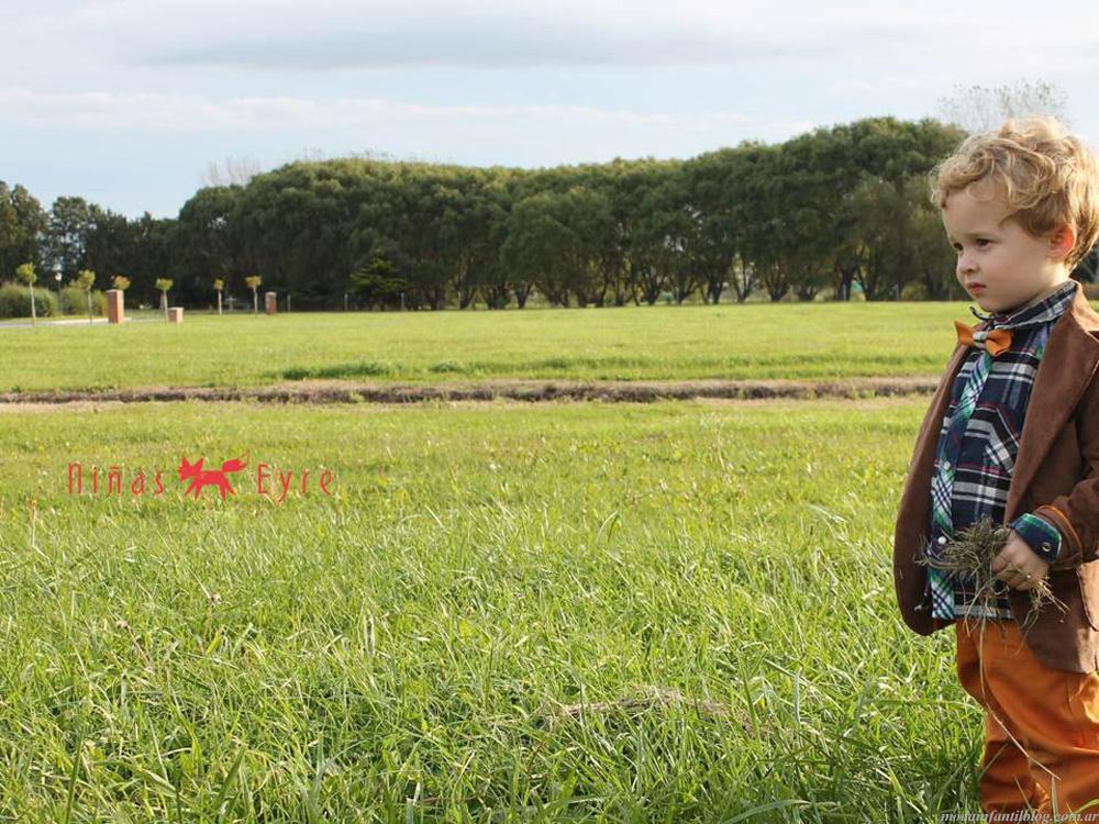 Sacos sastre para nenes, blazers para nenes, otoño invierno 2014 Niños Eyre.