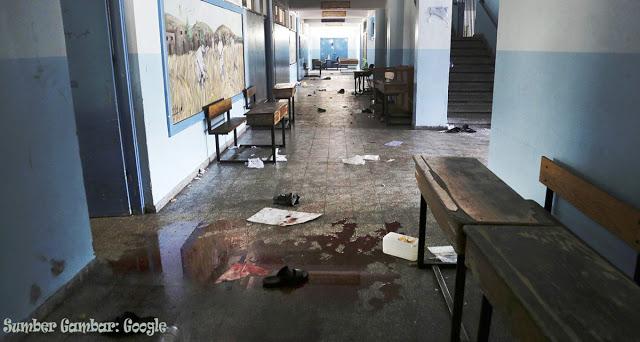 Sebuah Cerpen: Tragedi di Sekolah