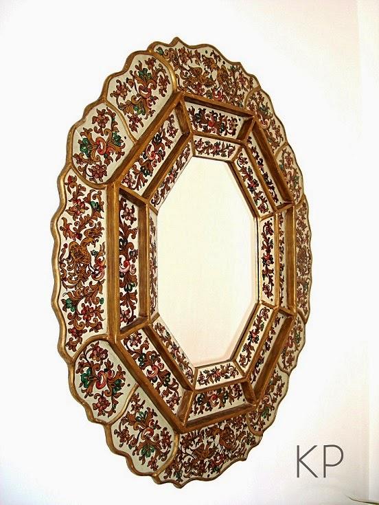 Comprar espejos vintage antiguos