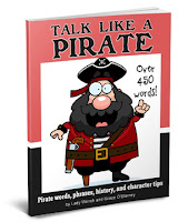 Pirate History Book