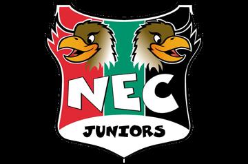 Center Parcs Het Heijderbos sponsor van N.E.C. Juniors & N.E.C. Squad