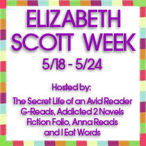 Elizabeth Scott Book Week