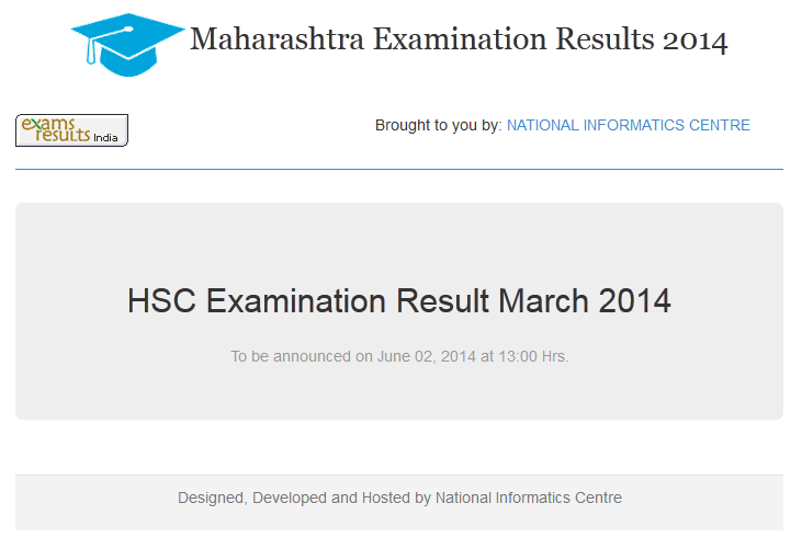 Check your HSC result at www.mahresult.nic.in | Maharashtra HSC Result 2014 | mahresult.nic.in