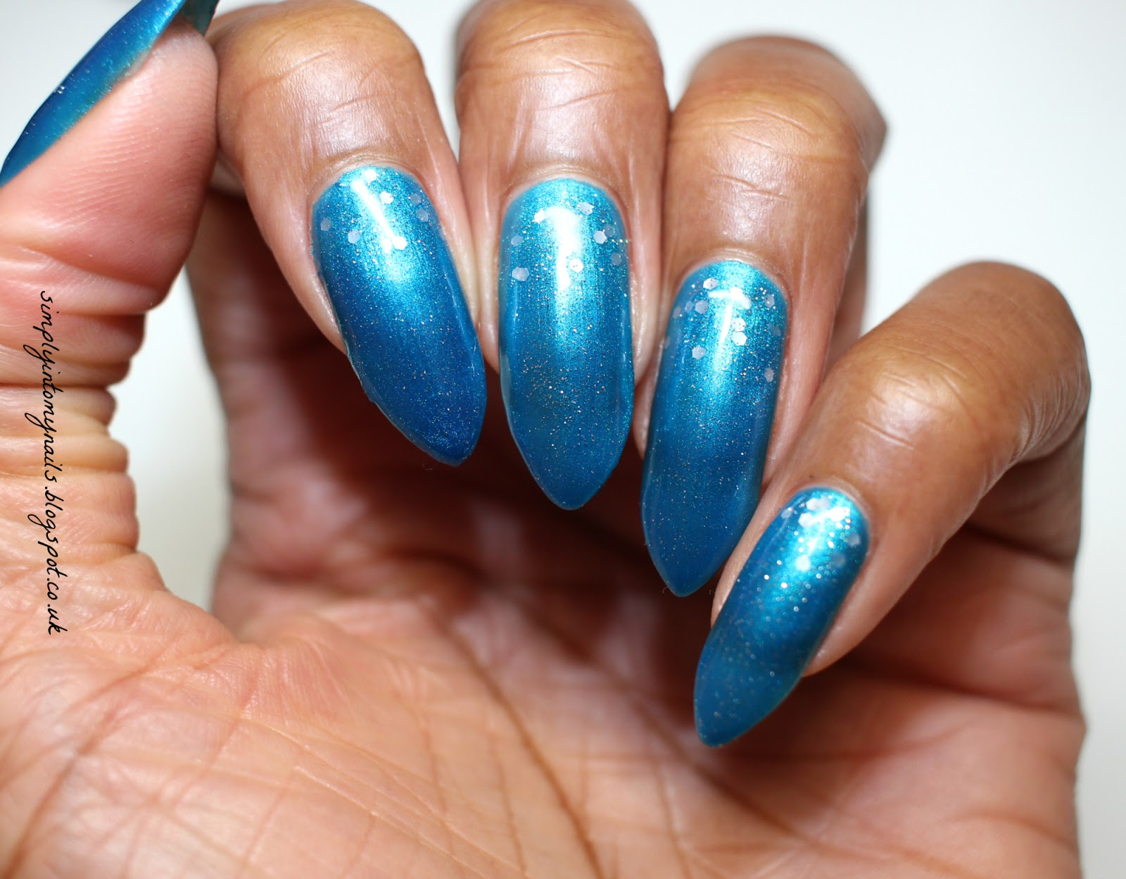 OPI GelColor Venice The Party? | Simply Into My NAILS