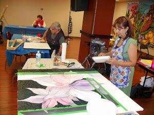 Painting/Pintando