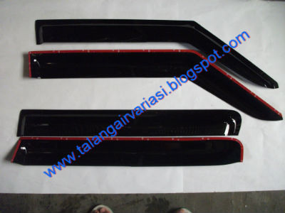 Talang Air All New Swift Mugen Hitam 3M
