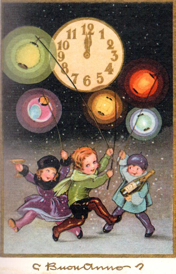 Famoso Prìncipi e Princípi: Buon Natale in cartolina OX12