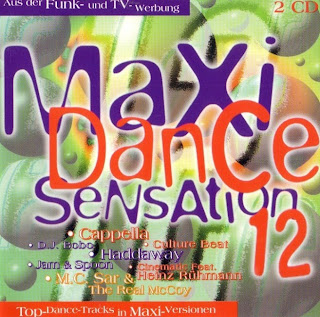 Maxi Dance Sensation vol.12 (1994)