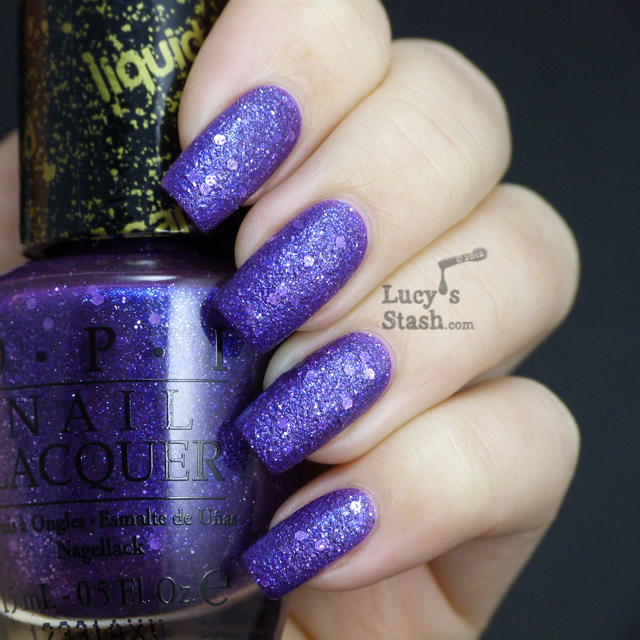 Lucy's Stash - OPI Liquid Sand Can't Let Go