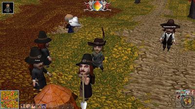 Salem - релиз игры