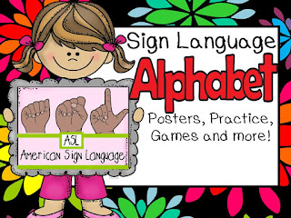 https://www.teacherspayteachers.com/Product/Sign-Language-Alphabet-Posters-Practice-Games-and-More-1899557