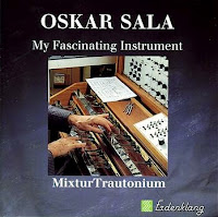 My Fascinating Instrument (1990), el álbum del sello Erdenklang que revalorizó la figura de Oskar Sala y el Mixturtrautonium.