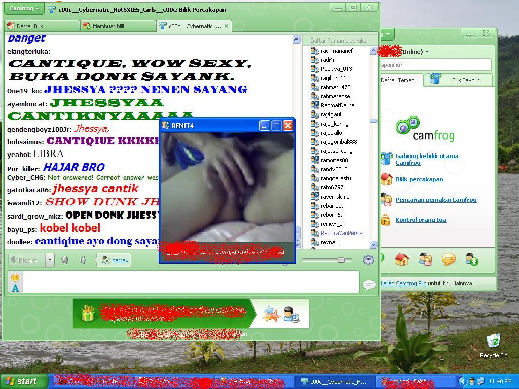 Camfrog Video Chat Rooms & Live Webcams