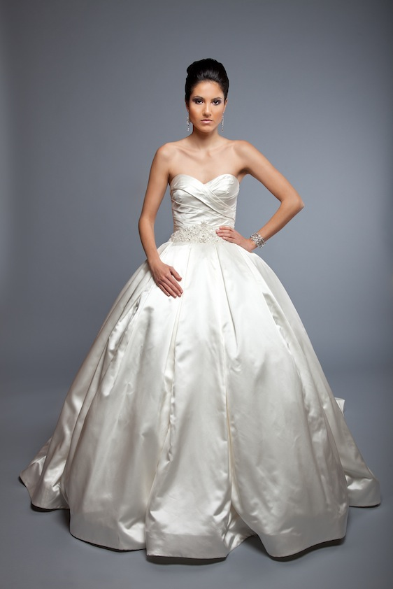 Angel Rivera Couture Big And Beautiful Ball Gowns