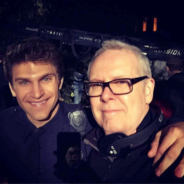 PLL  Keegan Allen and Norman Buckley