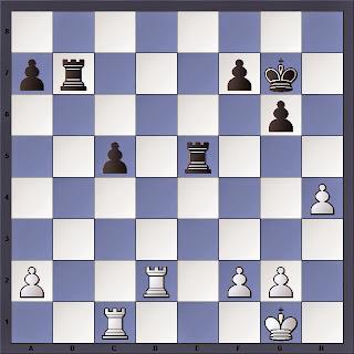 Échecs : la position finale de la partie 10