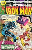 Iron Man #86 comic cover