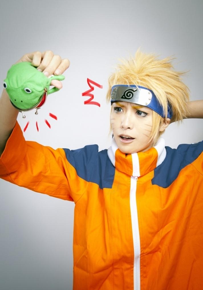 animegirlsfantasi: Naruto Cosplay Photo by Deicn911
