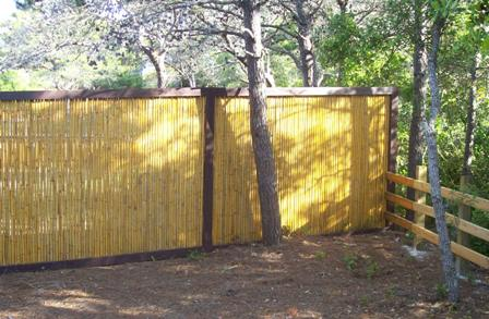 Bamboo Privacy Fence6