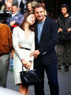 Liam Neeson Olivia Wilde randommusings.filminspector.com