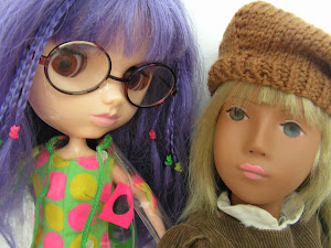 Blythe meets Sasha