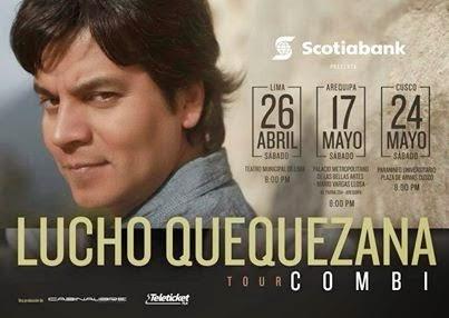 Lucho Quequezana en Arequipa